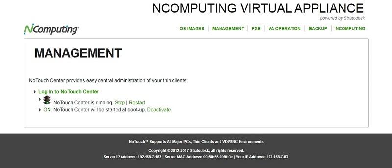 NComputing Virtual Appliance - NComputing Knowledge Base